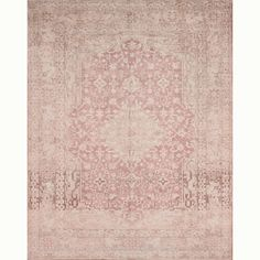 Lucca Terracotta Ivory Rug - Magnolia Market | Chip & Joanna Gaines