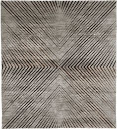 Be There A Hand Knotted Tibetan Rug from the Tibetan Rugs 1 collection at Modern Area Rugs
