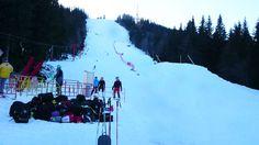 #Pamporovo #Kayak Merkezi ile Kayak Keyfi
