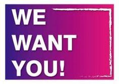 We want you - digi-grafik.com Restaurants , Gastgewerbe, Bäckerei,   Fleischerei, Unternehmen, Geschäft, Büro, Bekleidungsgeschäft