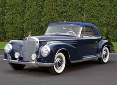 World Of Classic Cars: Mercedes-Benz 300Sc Cabriolet 1956 - World Of Clas...