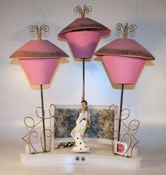 Moss Lamp Spinner