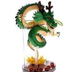 PJ's Toybox 20cm Dragon Ball Z ShenRon shenron PVC Action Figure Toy Dolls…