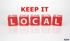 Keep it local this week! #SupportLocal