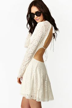 Twilight Garden Dress