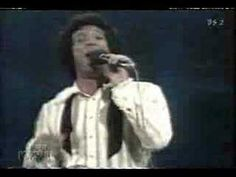 Tom Jones - She's a Lady.  Them some moves and what a voice!  Can't have too much of TJ!