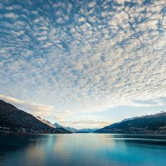 Incredible Lake Wakatipu, Queenstown New Zealand