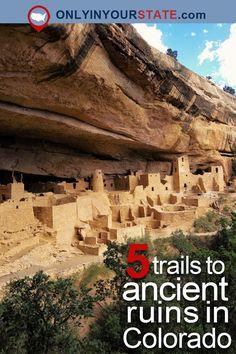 Travel   Colorado   Trails   Hiking   Adventures   History   Ruins   Unusual   Bizarre   Unique   Historic   Architecture   Fitness