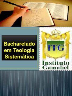 O ITG - Instituto Teológico Gamaliel, tem muita alegria em servir ao Senhor Jesus, atuando na formação teológica de homens e mulheres das mais diferentes localidades geográficas e denominações eclesiásticas, fornecendo-lhes cursos de teologia nos níveis.    http://www.institutogamaliel.com/