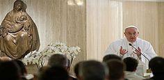 El Papa Francisco denuncia las luchas de poder y las faltas de pobreza en la Iglesia