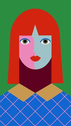 GIF artworks for Electric Objects Andy Warhol Artwork, Watercolor Art Lessons, Smart Art, Feminist Art, Aesthetic Drawing, Arte Pop, Butterfly Art, Pattern Art, Amazing Art
