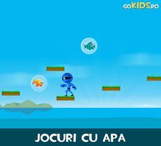 Lista cu Jocuri cu Apa pe Gokids.ro http://www.gokids.ro/jocuri_cu_apa.html