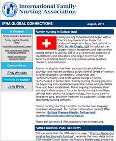 #IFNAorg International Family Nursing Association August 2014 Newsletter: http://internationalfamilynursing.org/ifna-news/ifna-newsletters/ #familynursing, #familyhealth, #familyhealing