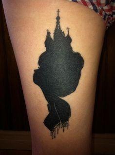 pure black tattoos – Tattoo Tips Purple Tattoos, Black Ink Tattoos, Unique Tattoo Designs, Unique Tattoos, Amazing Tattoos, Tattoos For Women Small, Tattoos For Guys, Small Tattoos, Dodie Tattoo