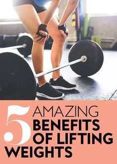 Picking up the dumbbells has benefits way beyond getting toned. #liftingweights #benefitsofweightlifting #fitnesstips #bestworkouts
