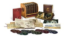 Pretty much ever since the Hobbit movies were announced, fans have clamored for an ultimate box set that gathered the (then-future) extended editions of those films with the extended Lord of the Rings cuts in a single box set. Well, you'll soon be able to—and it's pretty spectacular.