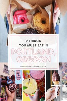 Travel: 9 Things You Must Eat in Portland, Oregon. Mmm, we accept the challenge. Travel: 9 Things You Must Eat in Portland, Oregon. Mmm, we accept the challenge. Oregon Vacation, Oregon Travel, Travel Usa, Backpacking Oregon, Oregon Coast Roadtrip, Hiking Trips, Usa Roadtrip, Oregon Usa, Crater Lake