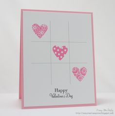 In My Creative Opinion    This is the sweetest little valentine.
