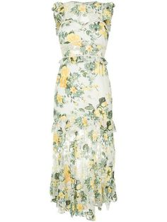 Shop Alice Mccall Oh So Lovely midi dress Day Dresses, Summer Dresses, Alice Mccall, Mid Length, Parisian, Floral Prints, Chic, Garden, Shopping