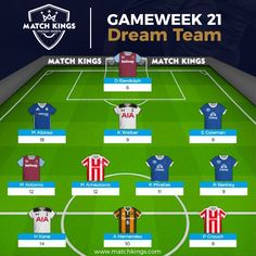 Everton's emphatic 4-0 victory against Pep Guardiola's Manchester City means they have 3 players in the Gameweek 21 Dream Team on www.matchkings.com! Chelsea's Alonso is the top scorer! #MatchKhelo  #fantasysoccer #soccer #fantasyfootball #football #fantasysports #sports #pl #premierleague #fpl #fplindia #fantasyfootballindia #picoftheday #goal #score #stats #sportsgames #gamers #efc #cfc #spurs #thfc #follow