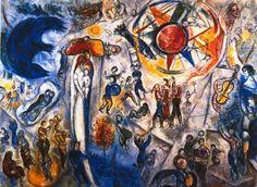 La Vie, 1964- Marc Chagall
