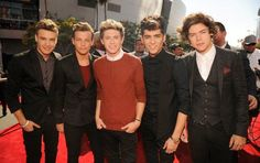 One Direction at the VMAs <3