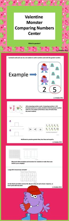 compare numbers, which is greater?