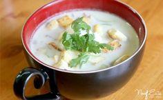 Vegan Coconut Ginger Soup