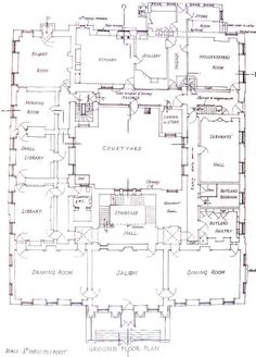 Perfect [ Beverly Hillbillies Mansion Floor Plan Historic Plans Luxury Colonial ]    Best Free Home Design Idea U0026 Inspiration