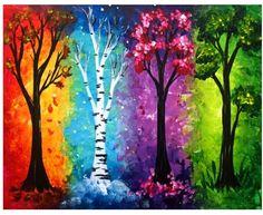 seasonal trees - lisa
