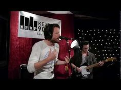 Father John Misty (aka J. Tillman, aka former drummer from Fleet Foxes) is my new obsession. JUST WATCH HIM!     Full Performance (Live on KEXP)