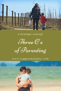 Three C's of Parenting- A Strategic Concept - Story of a Mom, Motherhood & Beyond! Postpartum Depression, Getting To Know, Raising Kids, Family Life, New Moms, Parenting Hacks, Blogging, About Me Blog, Concept