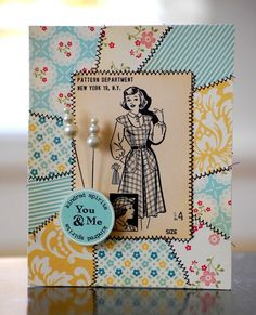 Vivian Masket.....like the pattern and the stitching