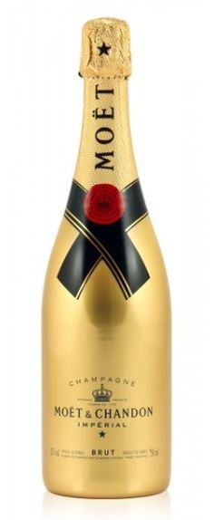 Moet & Chandon brut imperial Gold    #champagne #gold #luxury #lifestyle