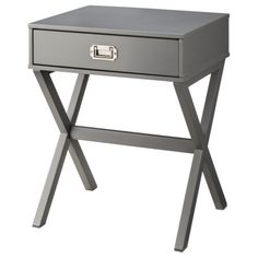 Threshold™ Campaign Side Table // Target // $69