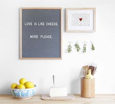 The most versatile and minimalist decoration for your home - felt letter board. Totally in love with and all of the fun boards they create! Inspirational and funny letter board quotes. The Letter Tribe Word Board, Quote Board, Message Board, Felt Letter Board, Felt Letters, Felt Boards, New Quotes, Words Quotes, Funny Quotes