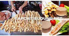 Cách làm bánh mì que BMQ Pháp để mở cửa hàng bán bánh mỳ Sài Gòn
