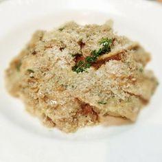 Molho cremoso de cogumelos frescos | Receita