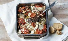 Ελιά μοσχαρίσια με λαχανικά στο φούρνο και φέτα από την Αργυρώ!