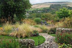 Gartenkunst oder Wege nach Eden: Follers Manor in Sussex
