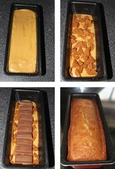 Speculoos praline cake by Christophe Fel . - Verdict: very very good. I had no speculoos in dough so I replaced it with dark chocolate (same wei - Desserts With Biscuits, Köstliche Desserts, Health Desserts, Crazy Cakes, Sweet Recipes, Cake Recipes, Dessert Recipes, Patisserie Cake, Praline Cake