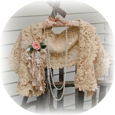 Lace Shawls and Wraps | visit etsy com