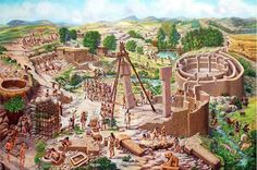 göbeklitepe, 10,000 BC, incredible!
