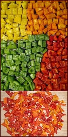 Dehydrating Vegetables - How to dehydrate vegetables including potatoes, tomatoes, peppers, onions, mushrooms, zucchini, carrots, green beans, broccoli, cucumbers, spinach and more!