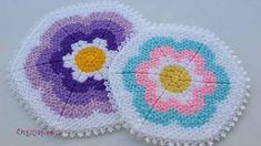 Dote que hace fibra redonda / Easy Crochet Patterns, Baby Knitting Patterns, Knitting Stitches, Free Knitting, Stitch Patterns, Crochet Scrubbies, Moda Emo, Yarn Shop, Vintage Patterns