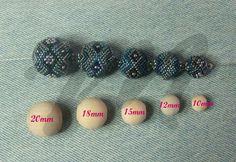 Un Mundo de Perlas: Collar de perlas en perlas