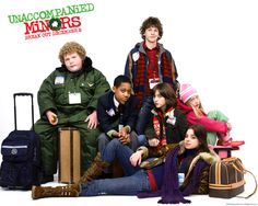 Watch Streaming HD Unaccompanied Minors, starring Dyllan Christopher, Tyler James Williams, Gia Mantegna, Quinn Shephard. A group of unaccompanied minors bond while snowed in at the midwestern Hoover International Airport during the holiday season and ultimately create a makeshift holiday themselves. #Adventure #Comedy #Family http://play.theatrr.com/play.php?movie=0488658