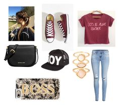 """""""Casual Look"""" by camryn-curryy ❤ liked on Polyvore featuring art"""