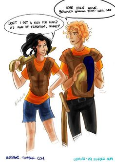 It woud be great if Percy had a sisther or dauther like that! Percy Jackson Annabeth Chase, Percy Jackson Fan Art, Percy And Annabeth, Percy Jackson Memes, Percy Jackson Books, Percy Jackson Fandom, Magnus Chase, Rick Riordan Series, Rick Riordan Books