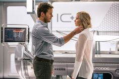 Passengers New Trailer Featuring Imagine Dragons Levitate Song